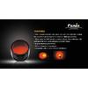 Фильтр цветной Fenix для серии фонарей ТК - фото 2