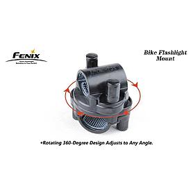 Фото 1 к товару Крепление велосипедное Fenix AF01