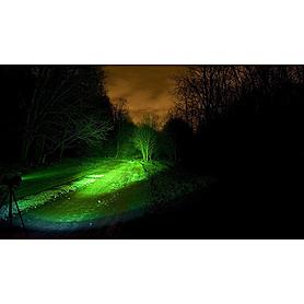 Фото 2 к товару Фильтр зеленый для фонарей Polarion