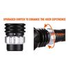 Фонарь для дайвинга Magicshine MJ810B XM-L2 (с фильтрами) - фото 2