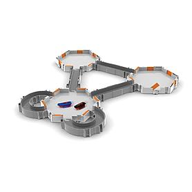 Фото 2 к товару Набор большой игровой Nano Habitat Set Hexbug