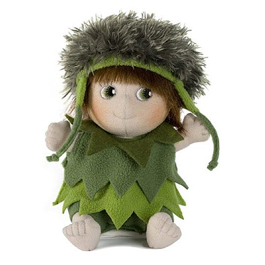 Кукла Rubens Barn «Каштанчик»