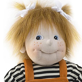 Фото 3 к товару Кукла Rubens Barn «Анна»