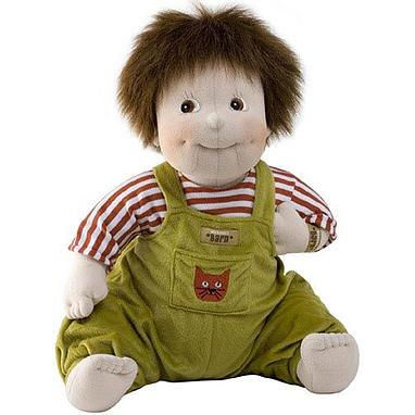 Кукла Rubens Barn «Эмиль»
