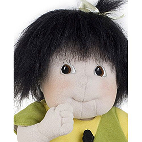 Фото 3 к товару Кукла Rubens Barn «Маленькая Мея»
