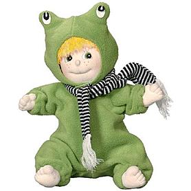 Фото 1 к товару Кукла Rubens Barn «Лягушонок»