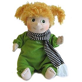 Фото 2 к товару Кукла Rubens Barn «Лягушонок»