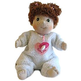 Фото 3 к товару Кукла Rubens Barn «Ягненок»