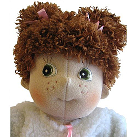 Фото 4 к товару Кукла Rubens Barn «Ягненок»