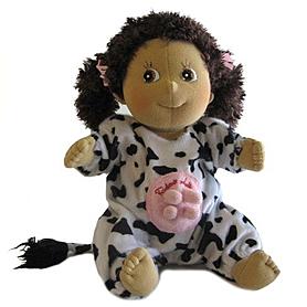 Фото 3 к товару Кукла Rubens Barn «Коровка»
