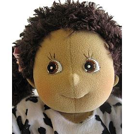 Фото 4 к товару Кукла Rubens Barn «Коровка»