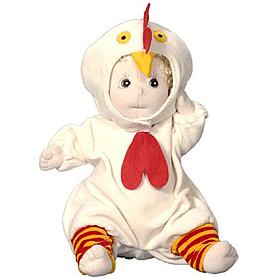 Кукла Rubens Barn «Цыпленок»