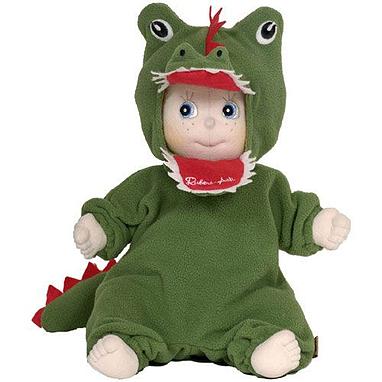 Кукла Rubens Barn «Крокодильчик»