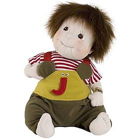 Фото 1 к товару Кукла Rubens Barn «Маленький Эмиль»