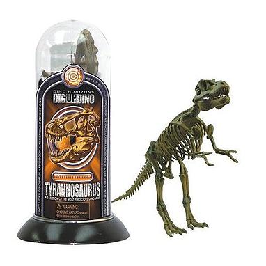 Игрушка cкелет Тиранозавра Dino Horizons