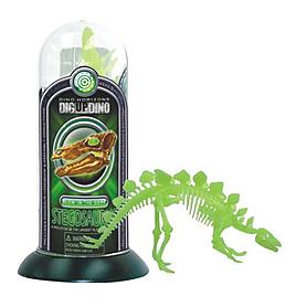 Фото 1 к товару Игрушка светящийся скелет Стегозавра Dino Horizons