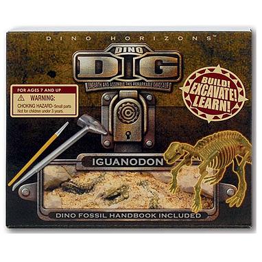 Игровой набор Раскопки Игуанадона Dino Horizons