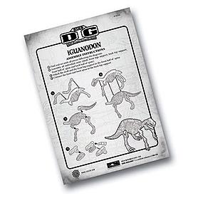 Фото 2 к товару Игровой набор Раскопки Игуанадона Dino Horizons