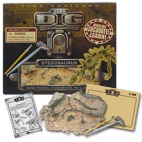 Фото 1 к товару Игровой набор Раскопки Стегозавра Dino Horizons