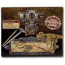 Игровой набор Раскопки Тиранозавра Dino Horizons