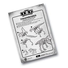 Фото 2 к товару Игровой набор Раскопки Тиранозавра Dino Horizons
