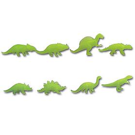 Фото 2 к товару Капсула светящаяся зеленая Dino Horizons