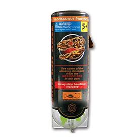 Капсула светящаяся оранжевая Dino Horizons