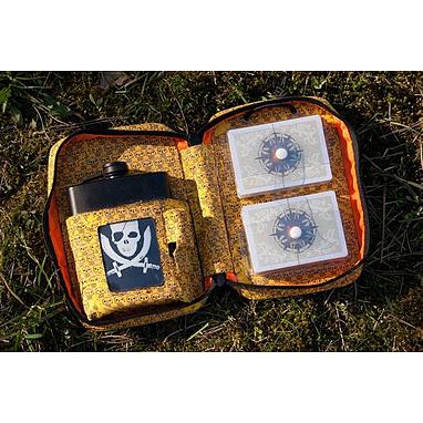 Набор пирата «Деньги на бочку» Экспедиция