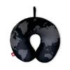 Подушка-подголовник «Черная карта» Экспедиция - фото 1