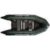 Лодка надувная моторная килевая Aquastar K320 зеленая - фото 1