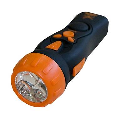 Динамо-фонарь с радио и подзарядкой Экспедиция