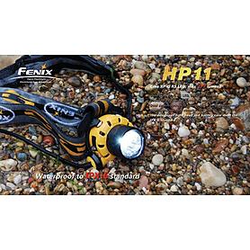 Фото 2 к товару Фонарь налобный Fenix HP11 Cree XR-G R5