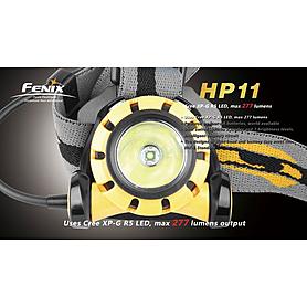 Фото 4 к товару Фонарь налобный Fenix HP11 Cree XR-G R5