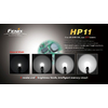 Фонарь налобный Fenix HP11 Cree XR-G R5 - фото 6
