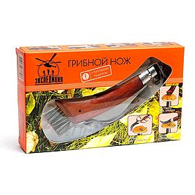 Фото 2 к товару Нож складной Экспедиция грибной подарочный