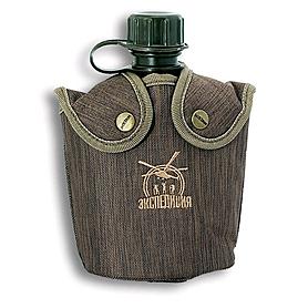 «Фляга для напитков пластиковая» Экспедиция
