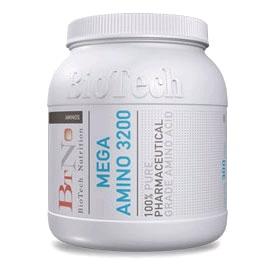 Аминокомплекс BioTech Mega Amino 3200 (300 таблеток)