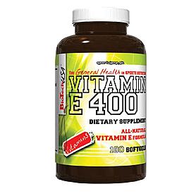 Витамин Е BioTech Vitavin E 400 (100 таблеток)