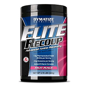 Фото 1 к товару Аминокомплекс Dymatize Recoup fruit punch (345 г)