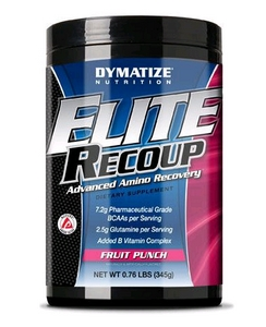 Аминокомплекс Dymatize Recoup fruit punch (345 г)