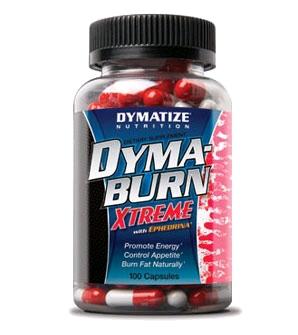 Жиросжигатель Dymatize Dyma-burn 100 (100 капсул)