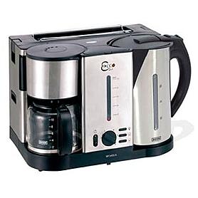 Купить Кухонный комплекс (тостер, чайник и кофеварка) Eco 3 в 1 Beem в Интернет-магазине «Хата скраю»