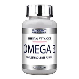 Комплекс жирных кислот Scitec Nutrition Омеgа-3 (100 капсул)