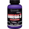 Комплекс жирных кислот Ultimate Nutrition Омеgа-3 (180 капсул) - фото 1