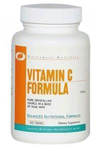 Витамин С Universal Vitamin С (100 таблеток)