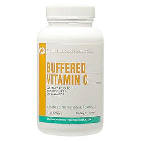 Фото 1 к товару Витамин С Universal Vitamin С Bufferet 1000 (100 таблеток)