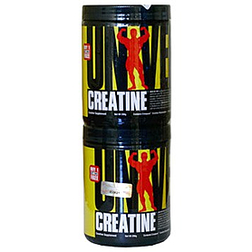Фото 1 к товару Креатин Universal Nutrition Creatine powder (2х200 г)