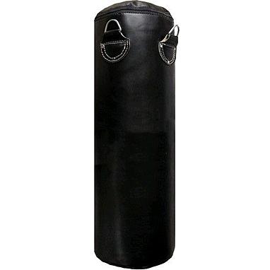 Мешок боксерский «Элит» (кожа) 120х33 см Украина