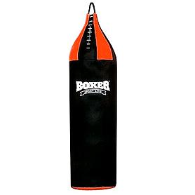 Мешок боксерский Boxer «Малый шлем» (кожа) 75х22 см
