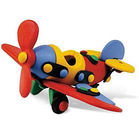 Фото 1 к товару Конструктор Mic-o-Mic  Small Plane маленький самолет